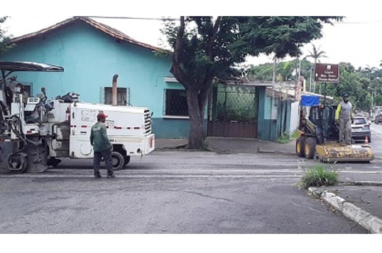 Recapeamento total de ruas no bairro Boa Vista gera polêmica