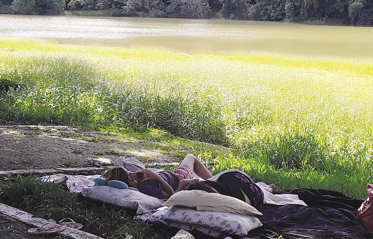 Reaberto há 15 meses, Parque da Cascata já se encontra novamente abandonado
