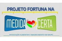 Fortuna desenvolve projeto de reeducação alimentar e emagrecimento
