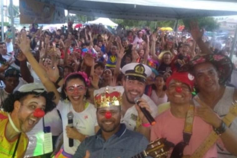 3º Bloco do Cercadinho se consolida como o pré-carnaval da família sete-lagoana