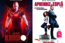 Bloodshot e Aprendiz de Espiã são as estreias da semana no Grupo Cine