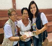 Campanha ajuda HNSG e realiza sonho: conheça a ganhadora do sorteio de lote no Residencial Veredas