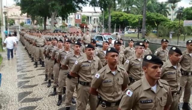 119 novos PMs nas ruas de Sete Lagoas e Paraopeba