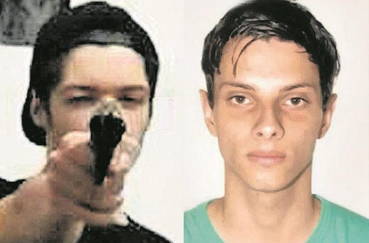 Jovens que invadiram colégio em Suzano (SP), e assassinaram alunos e funcionários