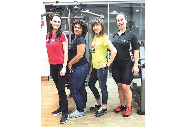 Lenice, Dayanne, Adrielly e Rayssa, mamães colaboradoras premium