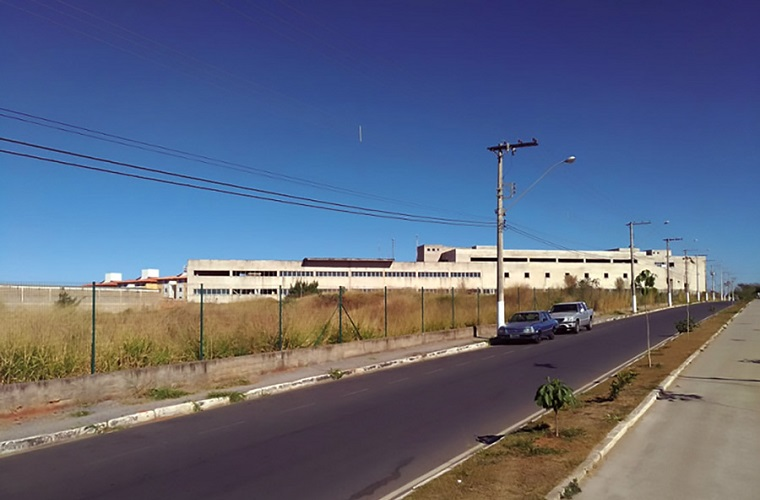 Obras do Hospital Regional de Sete Lagoas estão paralisadas desde 2015.