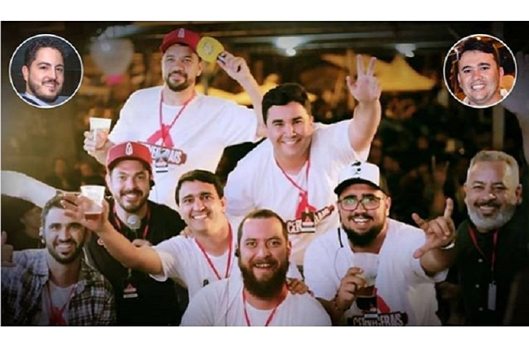 O Gula Festival é dos mesmos realizadores do CerveGerais (foto)