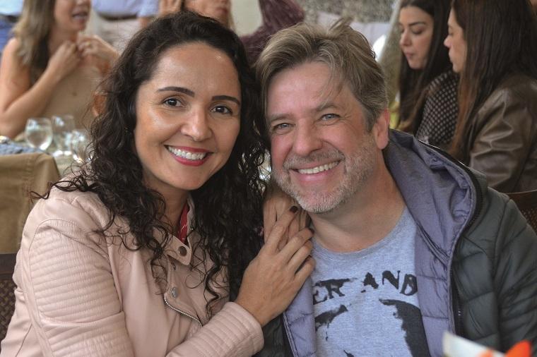 Luana e Roger Gazzinelli