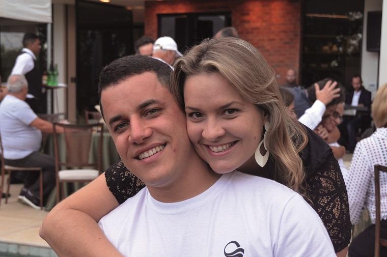 Dayvison Balsamão e Vanessa