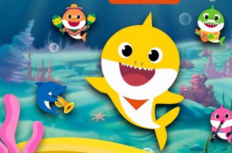 PROMOÇÃO: Concorra a pares de cortesia para o espetáculo Baby Shark em Sete Lagoas