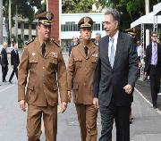 Comandante-geral da PM na gestão Pimentel é alvo de operação da PF
