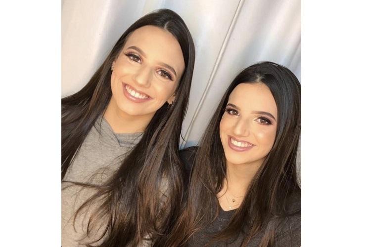 Coluna Contemporâneo | Beleza em dose dupla: Marcela Lessa Andrade e Rafaela Lessa Andrade