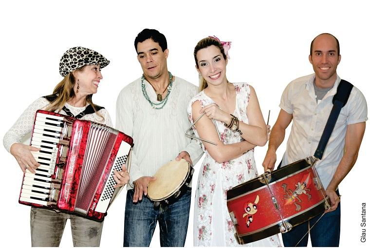Banda Cipó Cravo celebra 24 anos de história