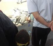 Idoso morre após atropelamento na rua Dr. Pena, em Sete Lagoas