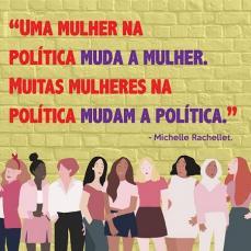 Debate virtual coloca em pauta política voltada para mulheres