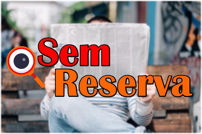 Sem Reserva | 07/08/2020