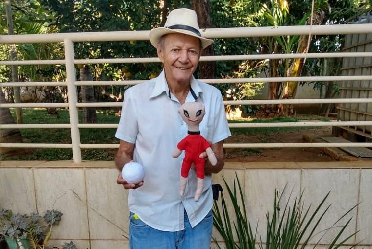 Élida Gontijo | Vovô Gepeto