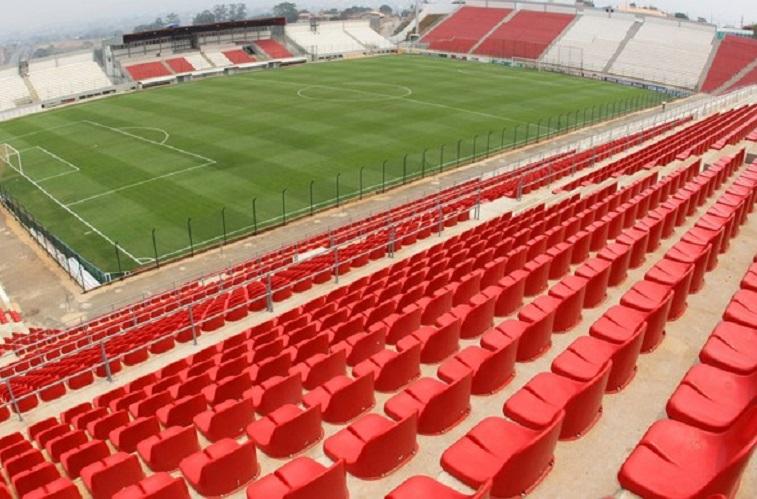 Arena do Jacaré está apta para receber jogos do  Campeonato Mineiro - Módulo II, mas retomada depende da FMF | Arquivo