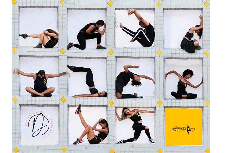 Studio de Dança Espaço Corpo lança coreografia inspirada no Setembro Amarelo